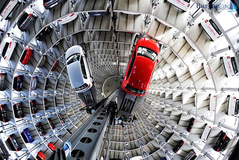 Денонощен паркинг
